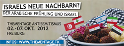 Thementage Antisemitismus Freiburg